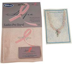 Ladies Pink Ribbon Golf · It s breast cancer awareness month e57d0275ca36