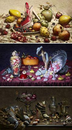 Christian Louboutin Fall-Winter 08/09 Ad Campaign