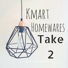 Kmart Homewares Take 2 - Oh So Busy Mum