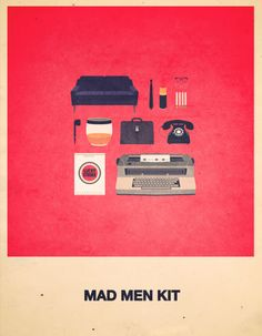 Mad Men kit.