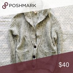 MOSSIMO SWEATER Great condition. Very cozy. NO TRADES OFFERS WELCOME Mossimo Supply Co Jackets & Coats