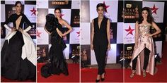 Start Screen Awards: Bollywood Actresses Dazzled In Their Sizzling Outfits At The Red Carpet