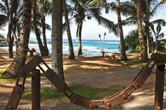 The beach in front, Mama's Fish House, Paia, Maui