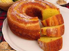 Aprenda a preparar a receita de Bolo de milho cremoso de liquidificador