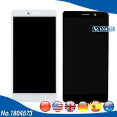 18.58$  Buy here - http://alimjb.shopchina.info/go.php?t=32803580678 - 5.5 inch Honor 6X LCD For Huawei Honor 6X LCD Display + Touch Screen Digitizer Front Glass Panel Sensor Assembly 1PC/Lot   #magazineonlinebeautiful