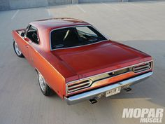 1970 Plymouth Belvedere | Plymouth Break Rules GTX