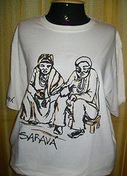 Camisa Saravá
