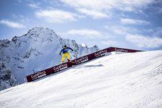 Snowlab.de - Snowboard-News: Jam Session Airs & Stairs -Tine