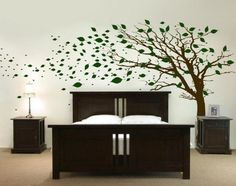 tree wall stickers for bedrooms for photos tree wall stickers for bedrooms. Bring the newest Glamorous images of tree wall stickers for bedrooms tag. Wall Sticker Design, Wall Decal Sticker, Wall Stickers, Wall Design, Vinyl Decals, Modern Wall Decals, Tree Decals, Apartment Interior Design, Tree Wall