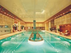 spa | ... swim. This one courtesy Divani Apollon Palace & Spa in Greece