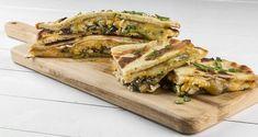 Ελληνικές quesadillas