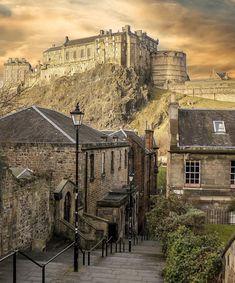 zax66 on Instagram: Edinburgh Castle