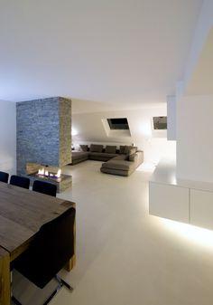 Clean Modern Interior Design by Boris Koy