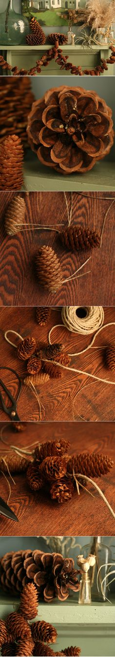 autumn-winter home decoration