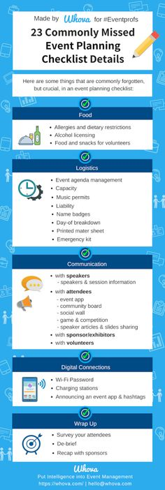 36 Best Event Planning Template images in 2017 | Event