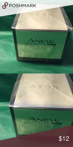 Avon Anew Ultimate Night Cream Avon Anew Ultimate Night Cream New in Original Package 1.7 oz Avon Anew Makeup