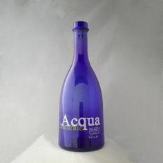 promo cobalt bottle water still  http://www.tappiebottiglie.it/it/ortensiablue-acqua-b-c-naturale-pronta-consegna