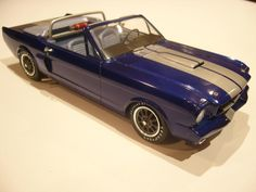 Mustangs! - Under Glass - Model Cars Magazine Forum
