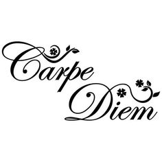 Wandtattoo Carpe Diem-Floral The post Bilderwelten Wandtattoo Carpe Diem-Floral kaufen Skull Tatto, Neck Tatto, Tattoo T, Wand Tattoo, Dragon Tattoo For Women, Dragon Tattoo Designs, Sister Tattoos, Girl Tattoos, Heart Tattoo Images