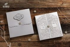 Erdem Davetiye Wedding Cards, Wedding Invitations, Marriage Cards, Grey Doors, Letterpress Printing, Card Sizes, Bright, Shapes, Retro