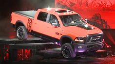 2017 Ram Power Wagon World Premiere at Chicago Auto Show 2016