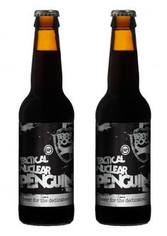 Tactical Nuclear Penguin.  32% ABV.  Now we're talkin!
