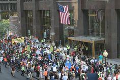 Occupy Boston - 2011