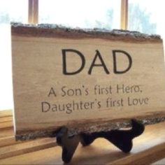 So true. That's why you dad's need to be there. You're important to your kids. Your absence is felt forever!