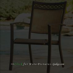 10 Exclusive Outdoor Patio Dining Chair with Best Price