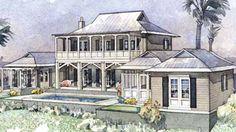 Top 10 House Plans - Coastal Living