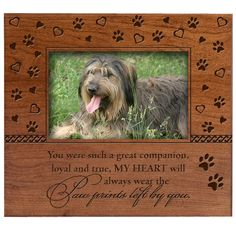in loving memory gifts personalized photo framepet picture frame pet memorial gifts