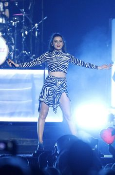 Charli XCX – Performs at O2 World in Berlin