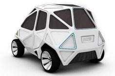 Geodesic Concept Car