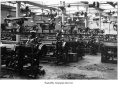 Quarry Street Weaving Shed