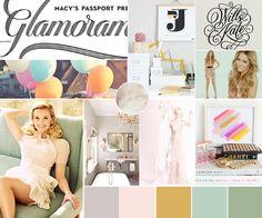 Inspiration Board :: Soft Glamour