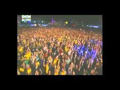 40 mil pessoas .. em show do Rappa em Ribeirão P...