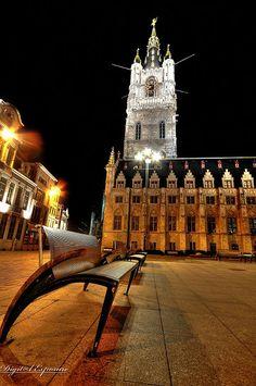 Bell Tower, Ghent, Belgium