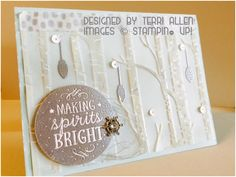 Stampin' Up Convention 2015 Display Samples by terrial - Cards and Paper Crafts at Splitcoaststampers