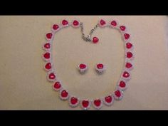 COLGANTE FIN DE AÑO-NECKLACE NEW YEAR - YouTube