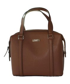 Another great find on #zulily! Kate Spade Brown Newbury Alysia Satchel by Kate Spade #zulilyfinds