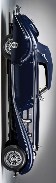 **1937 Mercedes-Benz 540K Cabriolet