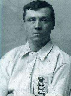 Steve Bloomer, Derby County.