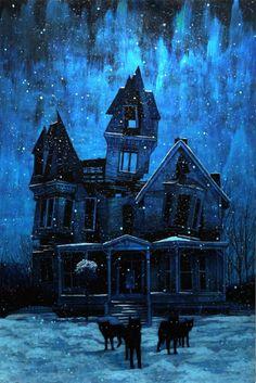 Wet Teeth in the Darkness by Daniel Danger