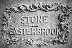 Stone Easterbrook.... Cypress Lawn.... CA