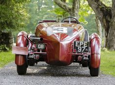 Lagonda 1936