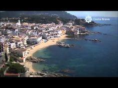 Costa Brava des de l'aire - YouTube