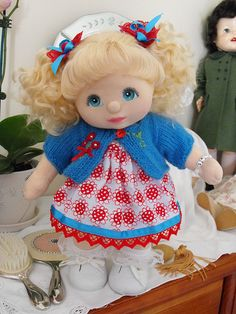 My Child Doll Professional Restorations by Amy Hobbies And Crafts, Diy And Crafts, Arts And Crafts, My Child Doll, Barbie, Doll Tutorial, Hello Dolly, Cute Dolls, Doll Accessories
