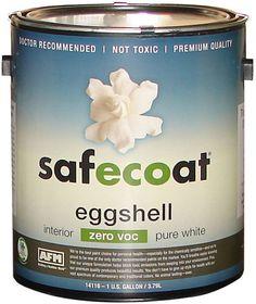 Afm Safecoat Zero Voc Custom Color Paint Non Toxic