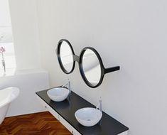 mirrors #bathroom