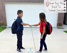 Save Big This Back To School Season As a parent the end of summer can be stressful. It also means it's time to figure out some great ways to save on kids back to school clothes.  Right now, in Ac...
